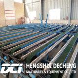 Cadena de producción de capacidad media de la tarjeta del techo del yeso