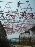China prefabriceerde het RuimteFrame van Sturcture van het Staal