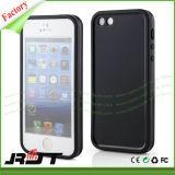 Cas imperméable à l'eau de téléphone mobile de pleine couverture pour l'iPhone 6 6s plus