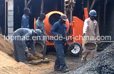 Betoniera diesel portatile della Cina Topmac