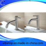 Faucets modernos do aço inoxidável da forma para a cozinha ou o banheiro