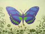 직물 또는 의복 인쇄를 위한 백색 페인트 사용