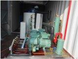 Wassergekühlte chemische industrielle abkühlende Eis-Maschine
