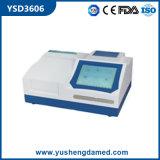 Multilingüe pantalla táctil de alta calificado lector de microplacas Ysd3801