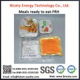Einfaches Paket-Art-Nahrungsmittelheizungs-Beutel-Militär rationiert flammenlosen Heizungs-Nahrungsmittelbeutel