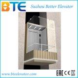 Elevatore panoramico di buona vista del Ce 1000kg con la stanza della macchina