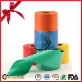Surtido de color metálico y laca cinta rollo para la decoración de Navidad
