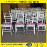 금속 호텔 대중음식점 연회 결혼식 Tiffany Chiavari 의자를 겹쳐 쌓이기