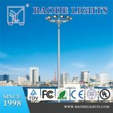20/25/30/35m 2000W Lamp High Mast Lighting Palo