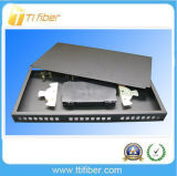 12/24 Port-LC-Duplexfaser-Optikanschlußkasten