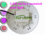 지상 Mounted Piscina LED Swimming Pool Light 54W 12V LED Underwater Lights Remote Controller