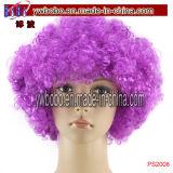 Продукты партии парика партии парика Afro волос Costume вспомогательные (PS2001)