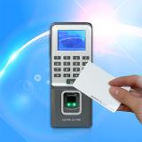 MIFARE 카드 판독기와 지문 접근 제한 장치 (F09/MF)