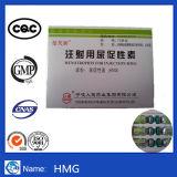 Gonadotropina humana 75iu HMG de Menotrophins da injeção da hormona esteróide farmacêutica