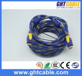 2m Highquality HDMI Cable mit Nylon Braiding