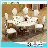 het Kwarts van 60*60cm om het Dineren van de Steen de Marmeren Bovenkant van de Lijst van het Restaurant