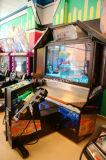 Het Ontspruiten van het Videospelletje van de Arcade van het Pretpark van het Type van Opdringer van het muntstuk De Machine van het Spel