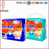 OEM Supplier com Healthy Dry Surface Baby Diaper