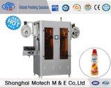 Máquina que envuelve de la escritura de la etiqueta automática principal doble (MT-250)