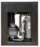 75kw 100HP 고품질 회전하는 나사 압축기 중국제 세륨