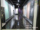 Porta de gabinete lustrosa elevada acrílica da cozinha do MDF (FY013)