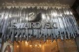 Письмо канала дела 3D магазина магазина габаритное загоранное СИД акриловое изготовленное