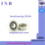 Cojinete de alta velocidad dental del balanceo de los cojinetes Sfr144z de las piezas médicas