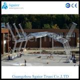 Алюминиевая ферменная конструкция этапа 290*290, малая ферменная конструкция освещения этапа, ферменная конструкция украшения светлая