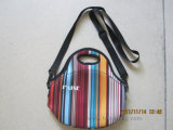 Neopren Lunch Cooler Bag mit Zipper und Handle