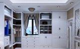 Gabinetes dos armários da sala de visitas
