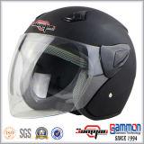 Casco abierto de la motocicleta/de la moto/de la vespa de la cara del PUNTO (OP231)