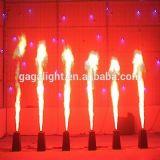Color de proyector de la llama de color DMX512 máquina del fuego, proyector de la llama de efectos especiales