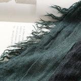 Herbst-/Winter-Ansammlungs-gestreifter Wolle-Schal