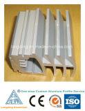 Protuberancias de aluminio según gráficos del cliente
