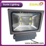 Luz 160W COB Alto Lumen LED de Inundación al Aire Libre (SLEFLP160W)
