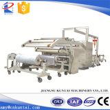 自動熱い溶解の接着剤のフィルムかNonwoven薄板になる機械