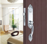 Acero inoxidable solo tirón de la puerta para Villas (H-8701 Individual)