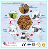 Fresadora de la pelotilla de la biomasa de Mzlh para la madera, paja, hierba, shell del cacahuete