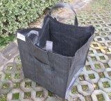 Saco da tonelada com o saco resistente do desperdício do saco dos PP