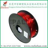 Черный Spool 1kg PETG Filament для Printer Printing