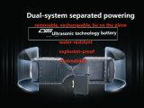 """""""trotinette"""" esperto de equilíbrio elétrico das rodas novas do projeto dois com UL 2272"""