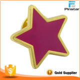 Mutiple Colors von Star Shaped Lapel Pin