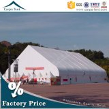 Todo-tempo Structure Curve Roof Aircraft Hangar do elevado desempenho TFS Design com Flexible Fabric Hangar Gate