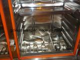 24 плитаа распаровщика риса Electricr подносов промышленных с отметчиком времени