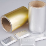 Temple suave grueso del papel de aluminio para blister Embalaje tropical