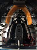 Máquina durável usada do dedo do pé automático da pressão de petróleo 9-Pincer