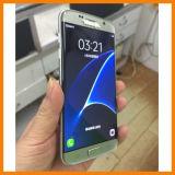 Borda destravada S6 móvel de venda quente do telefone móvel S7 de telefone G920f G925