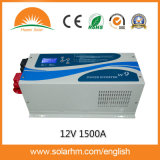 (W9-15212-1) 1500W12V Pure Sine Wave Inverter