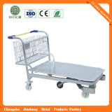 Metal all'ingrosso Warehouse Trolley Trolley con Best Price (JS-TWT06)