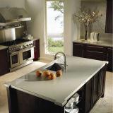 Dessus de banc de cuisine de pierre de marbre de texture de Kingkonree